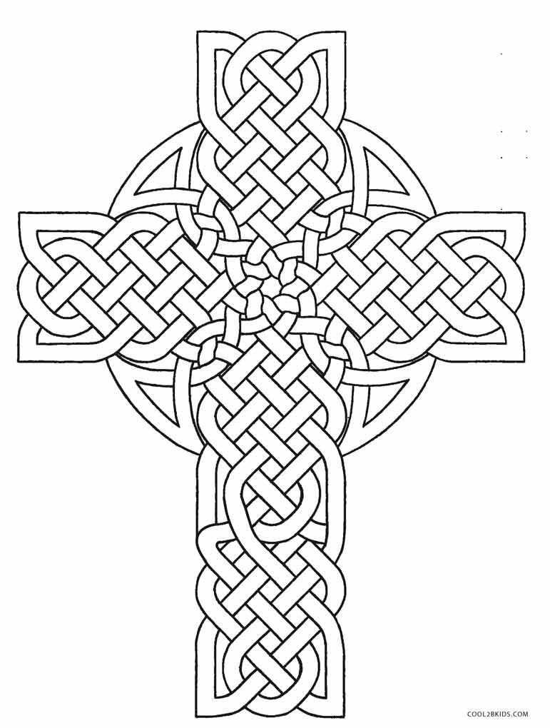 celtic coloring book free printable cross coloring pages for kids celtic coloring book