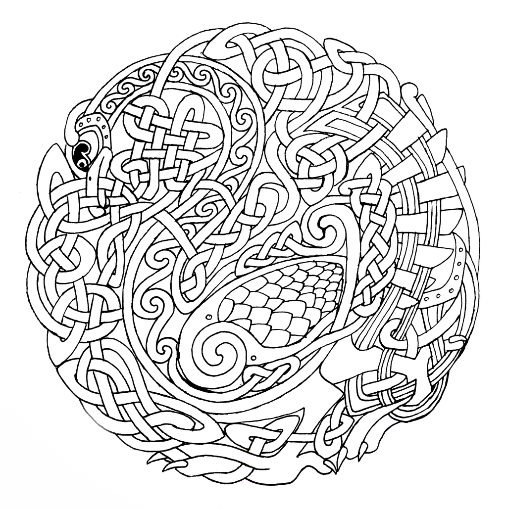 celtic coloring book mandala coloring pages celtic mandala coloring pages for coloring book celtic