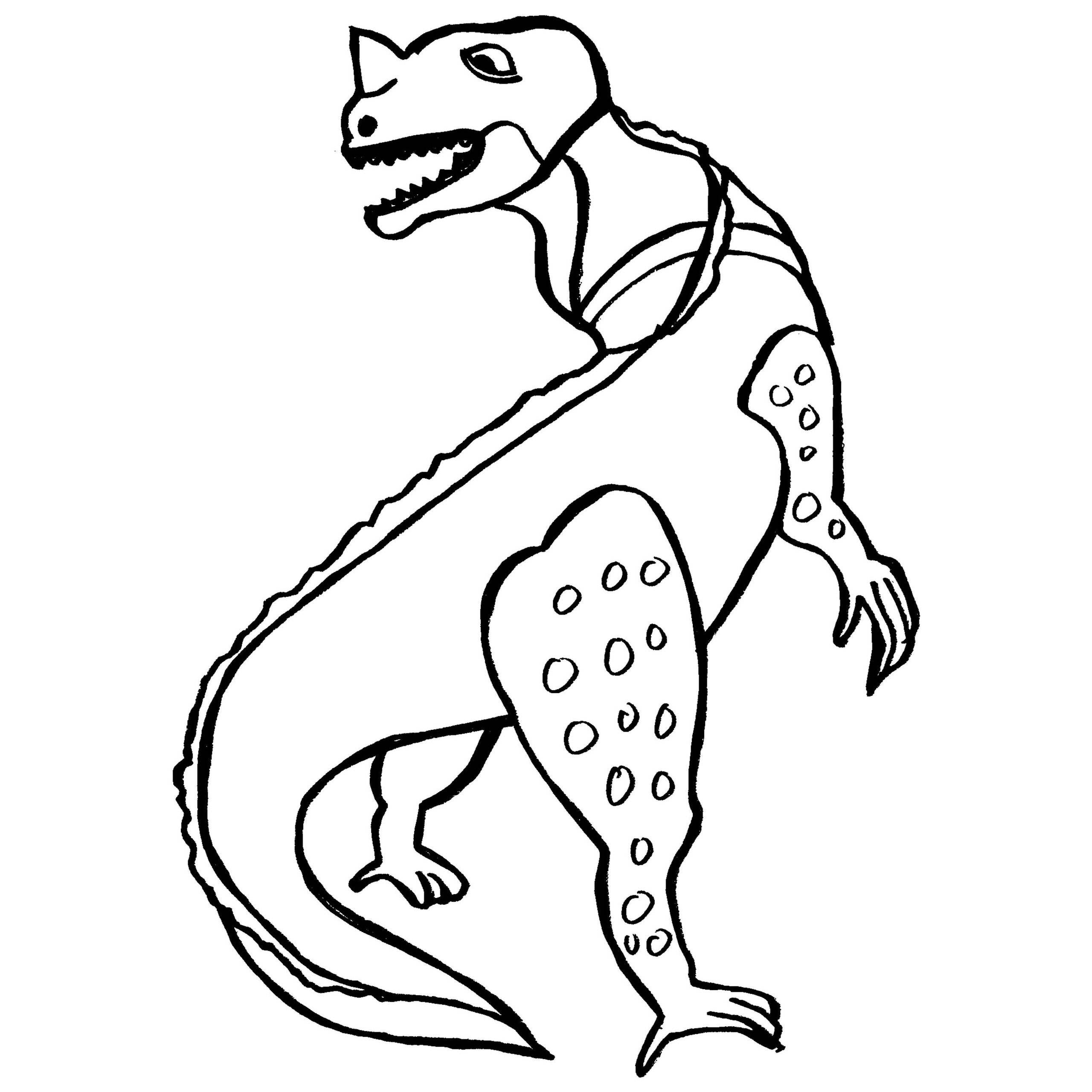 ceratosaurus coloring pages ceratosaurus coloring pages at getdrawings free download ceratosaurus coloring pages