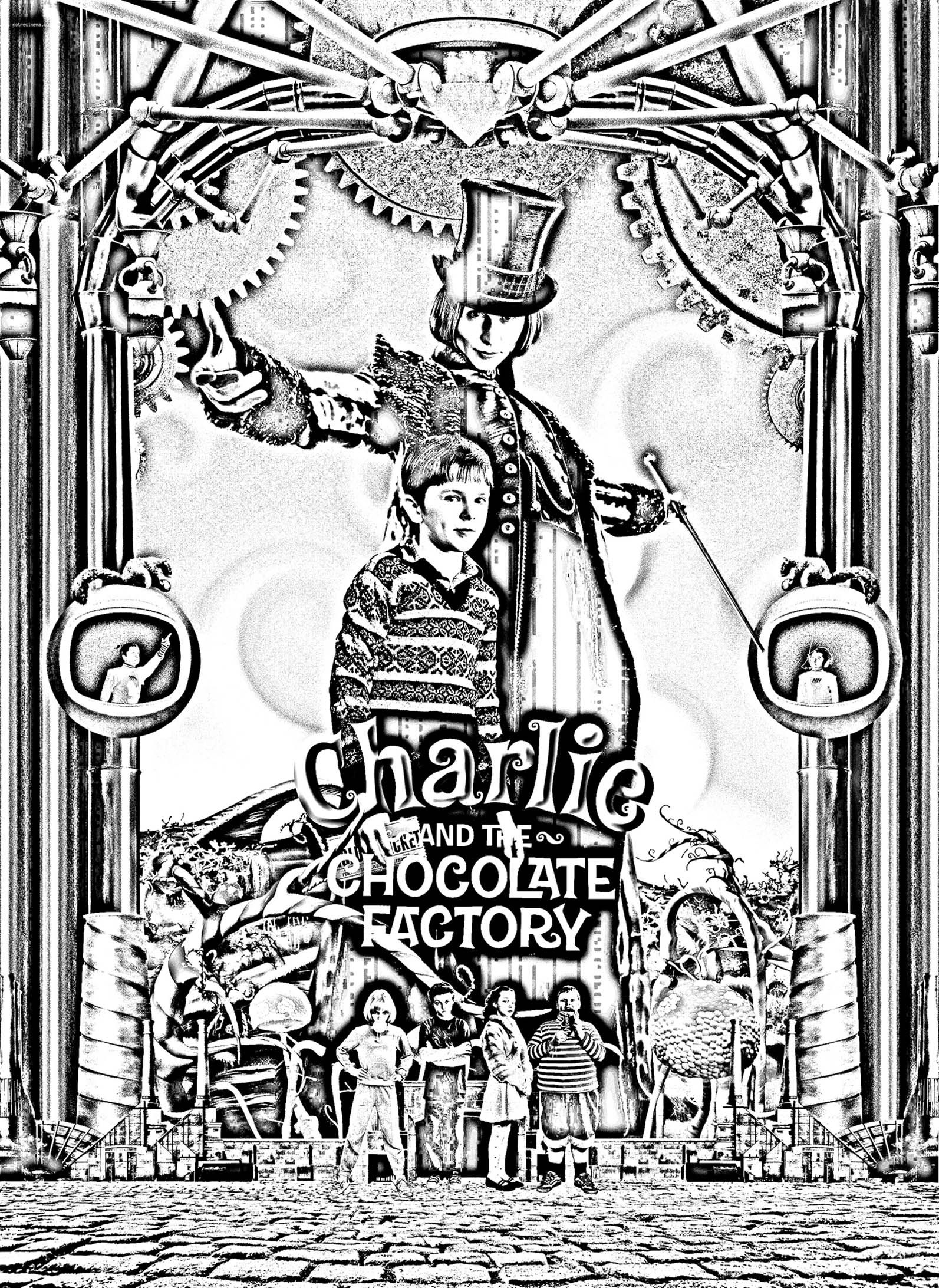 charlie and the chocolate factory coloring sheets free coloring page coloring movie charlie et la the charlie coloring chocolate sheets and factory