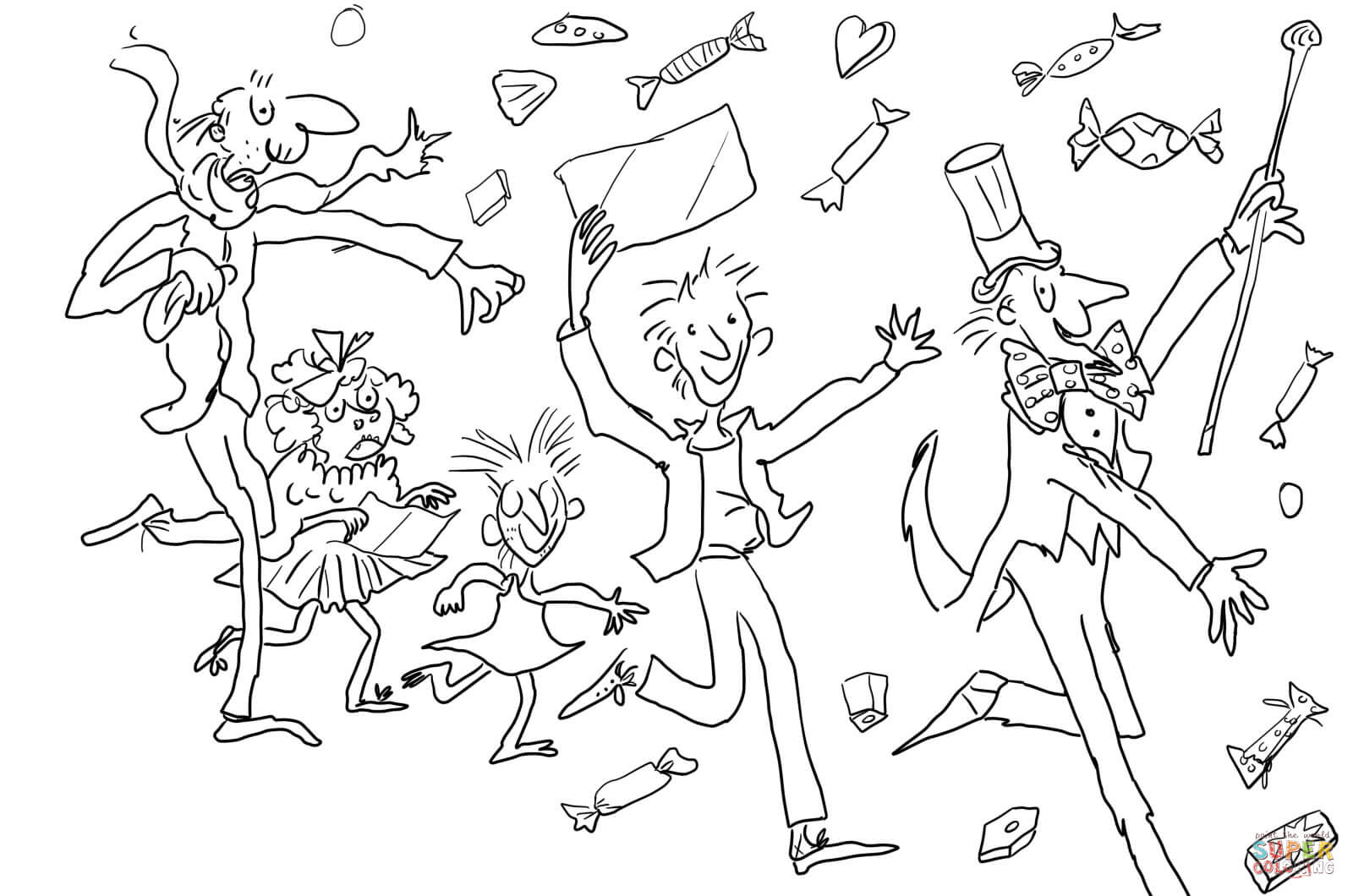 charlie and the chocolate factory pictures to print charlie and the chocolate factory coloring pages books charlie the print chocolate to pictures factory and