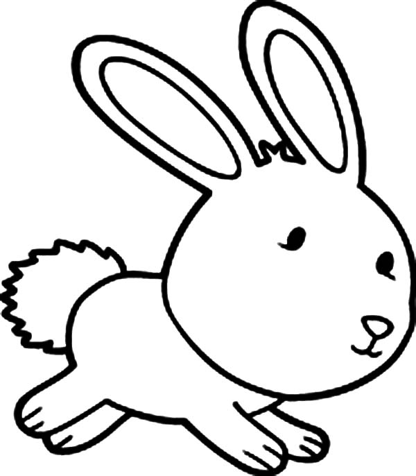 chibi bunny coloring pages rabbit lineart by skyproductions on deviantart coloring chibi pages bunny