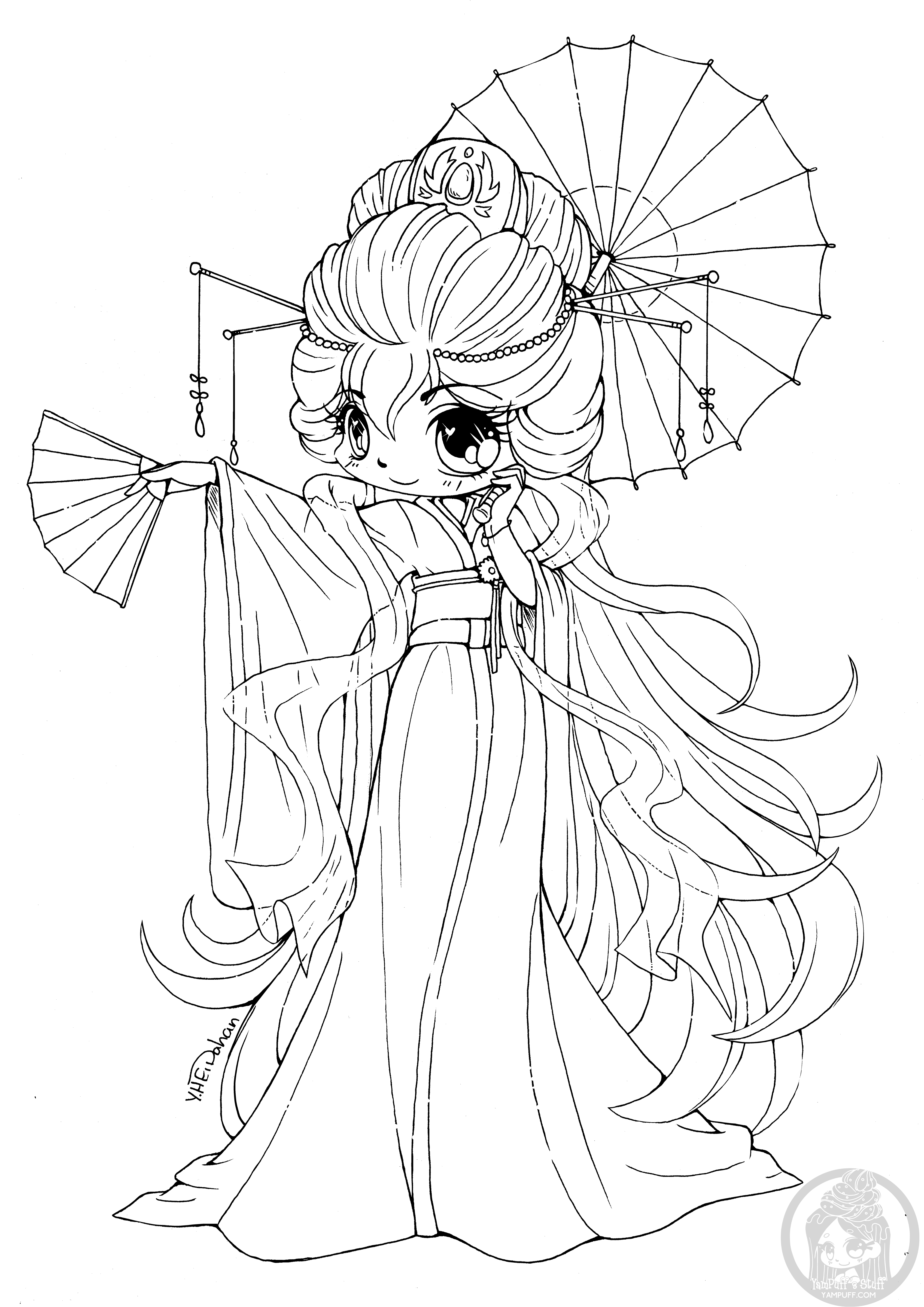 chibi pictures chibis free chibi coloring pages yampuff39s stuff chibi pictures