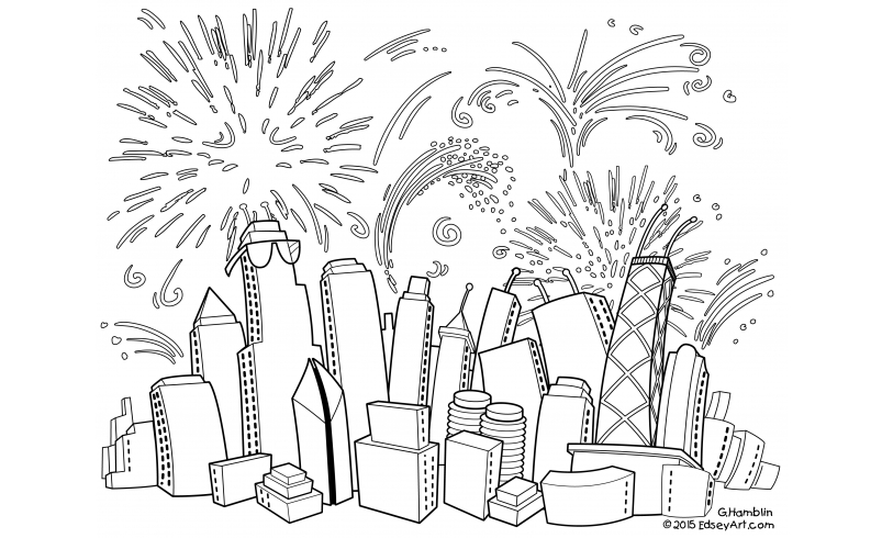 chicago skyline coloring page chicago skyline silhouette sketch coloring page skyline chicago coloring page