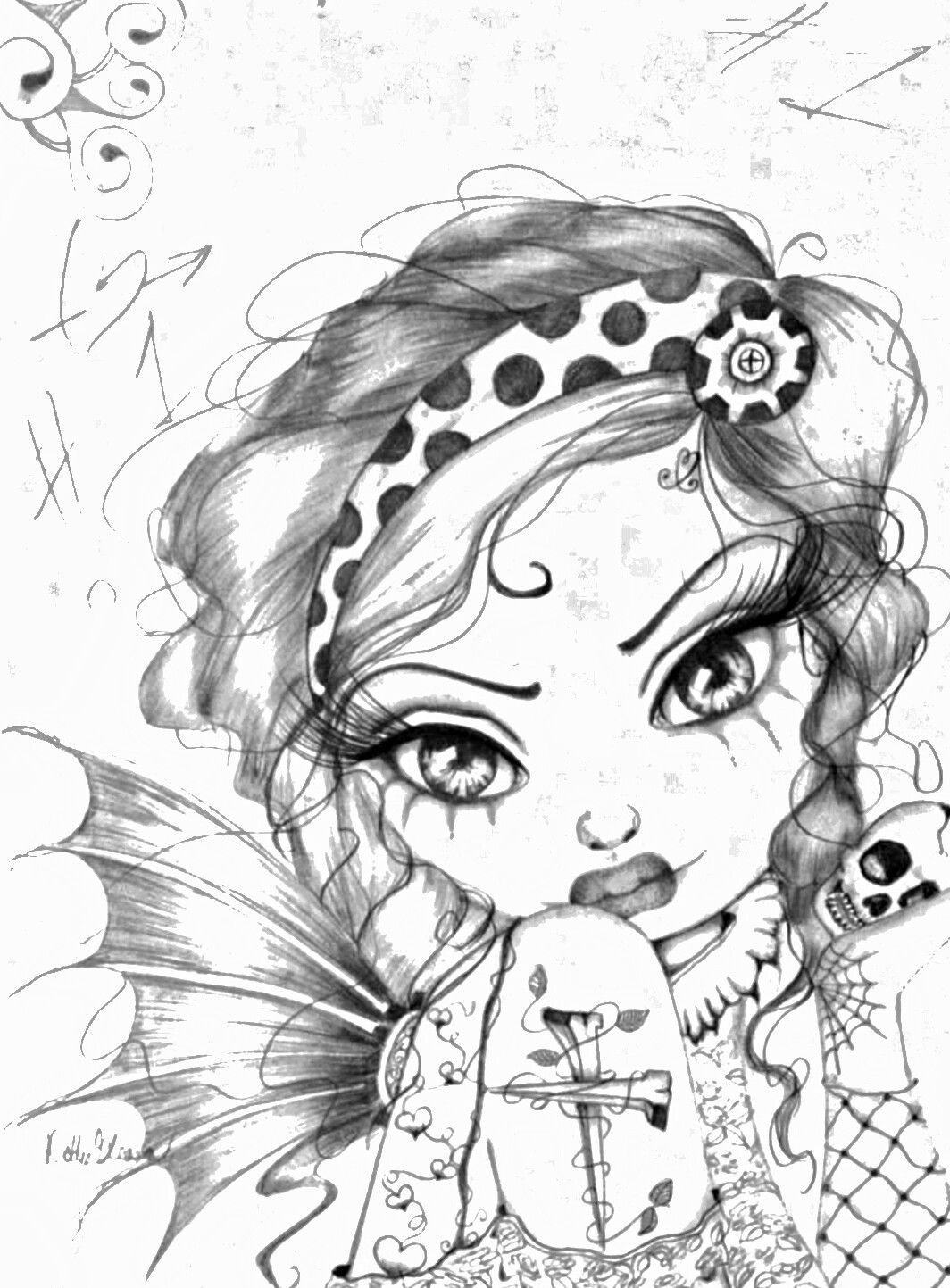 chicano art coloring pages chicano art drawings and coloring pages art coloring chicano pages 1 1