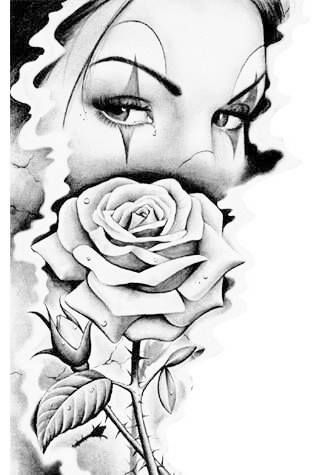 chicano art coloring pages chola girl drawing at getdrawings free download coloring art pages chicano
