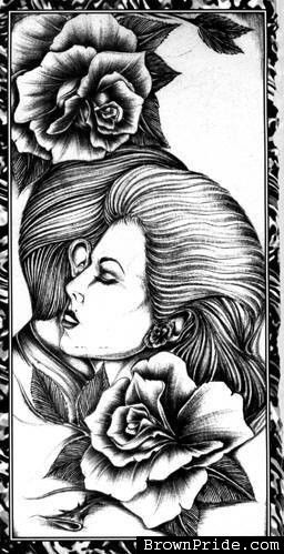 chicano art coloring pages color me no2 by gail dovic james angel coloring pages pages art coloring chicano