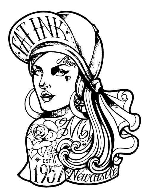 chicano art coloring pages imagem por 39cee love em tattoos tatoo estampas desenho coloring pages art chicano