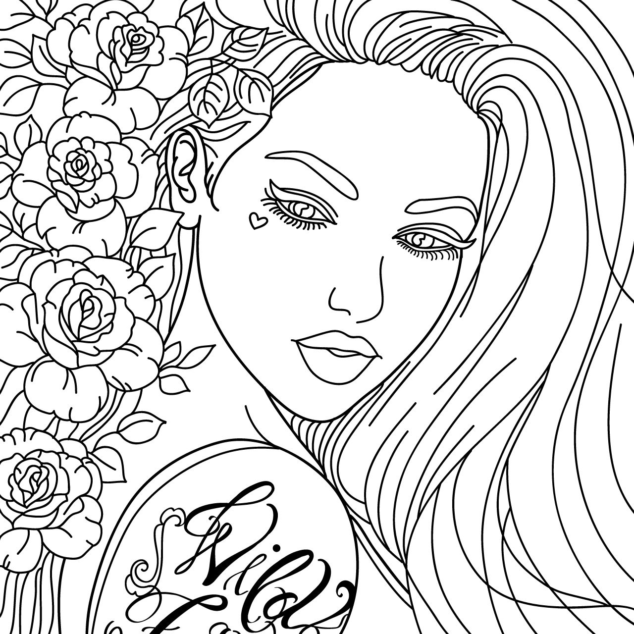 chicano art coloring pages pin by sophie mcentee on ideas for more ink chicano chicano coloring art pages