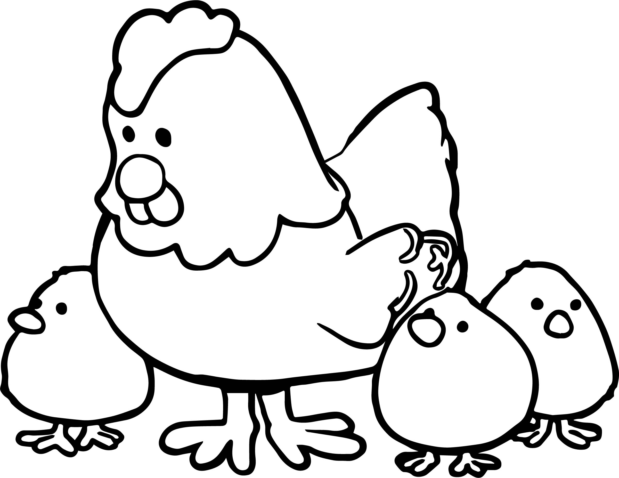 chicken coloring chicken coloring book for preschoolers backyard chickens chicken coloring