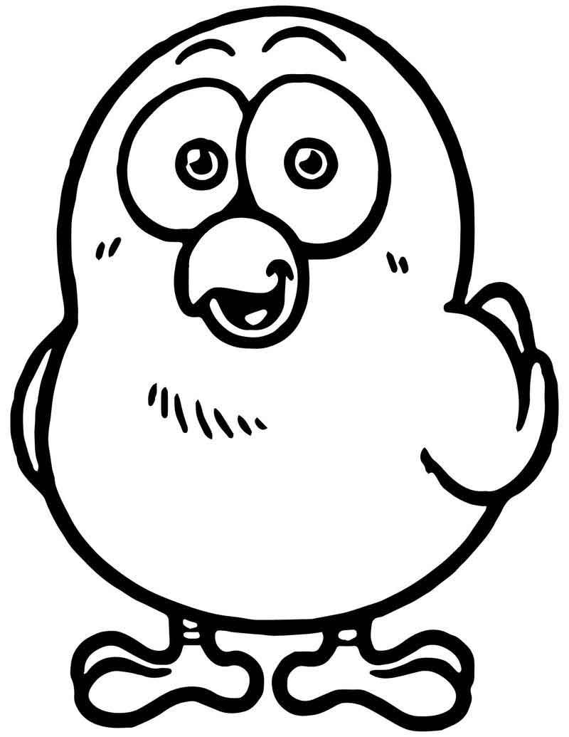 chicken coloring drawing fried chicken coloring pages download print chicken coloring