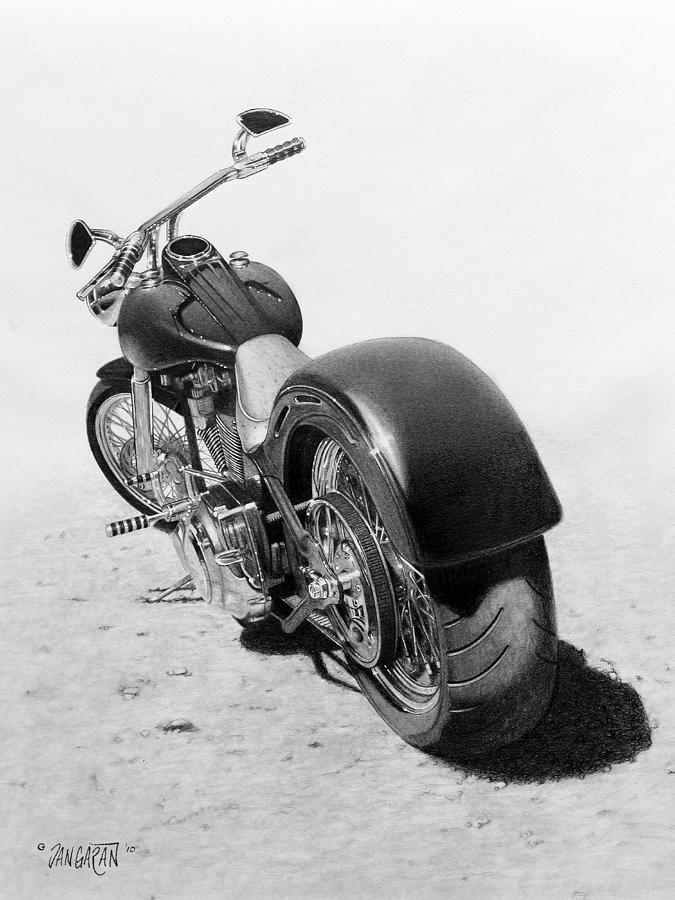 chopper drawing motorcycle chopper drawing at getdrawings free download chopper drawing 1 1
