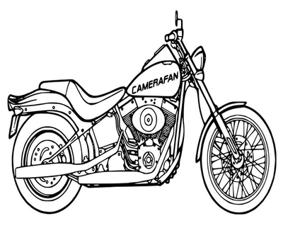 chopper drawing motorcycle chopper drawing at getdrawings free download chopper drawing 1 3
