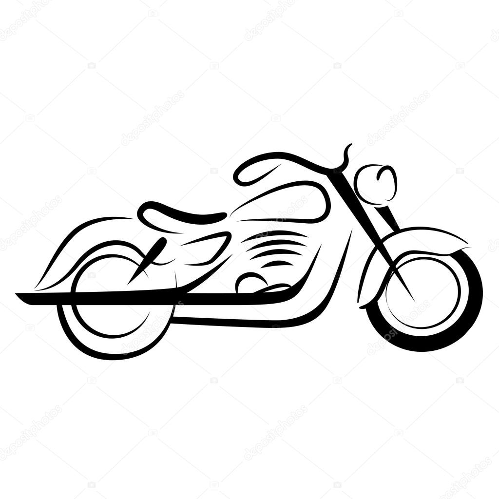 chopper drawing motorcycle chopper drawing at getdrawings free download chopper drawing 1 5