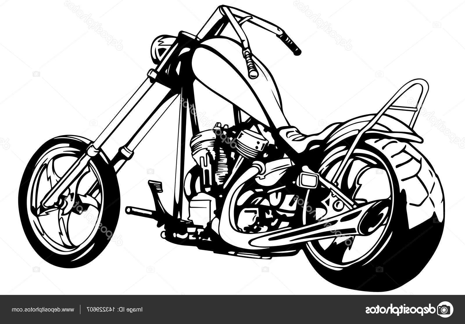 chopper drawing motorcycle chopper drawing at getdrawings free download drawing chopper 1 1