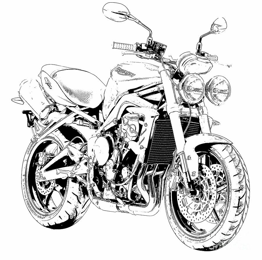 chopper drawing motorcycle chopper drawing at paintingvalleycom explore chopper drawing 1 1
