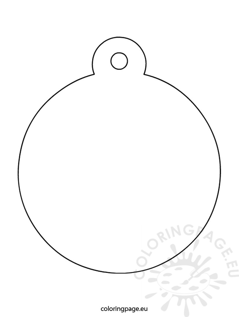christmas baubles templates to colour christmas bauble shaped coloring page to colour templates baubles christmas