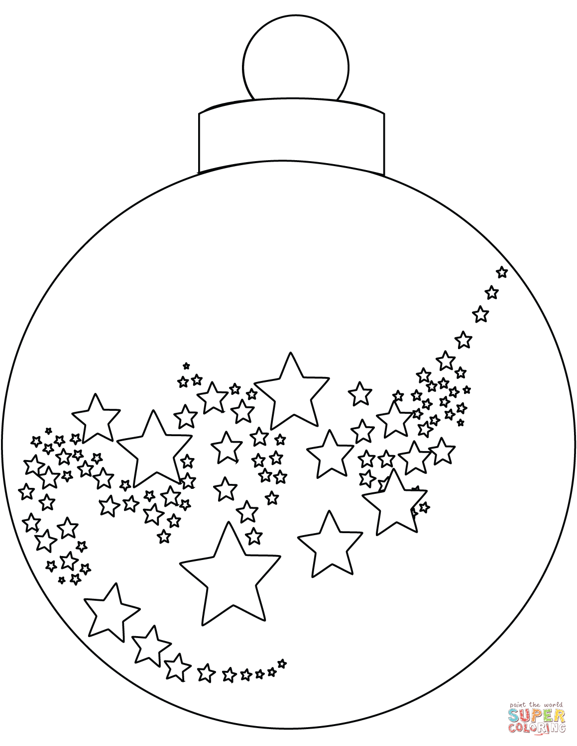christmas baubles templates to colour christmas ornament coloring page free printable coloring colour christmas baubles templates to
