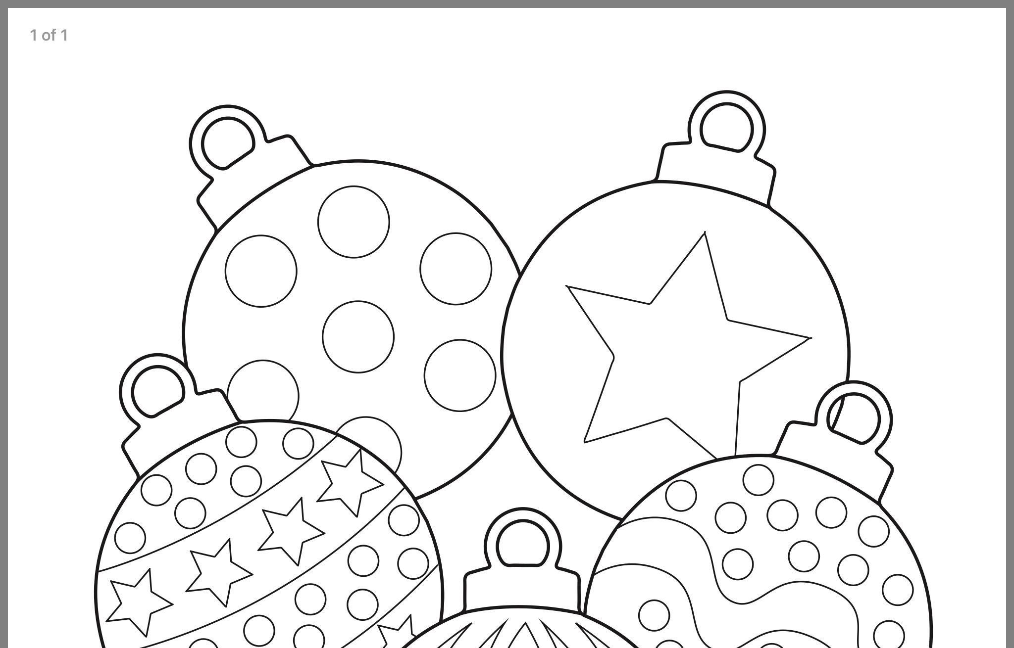 christmas baubles templates to colour httpwwwcoloringbook4kidscom201212christmas ball colour templates to baubles christmas