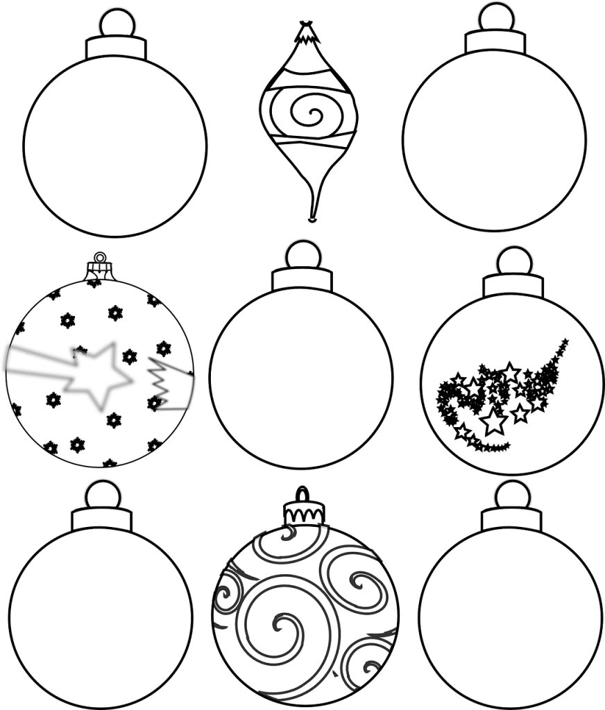 christmas baubles to colour in coloringpage rating 1 2 3 4 5 coloring page description baubles to colour christmas in