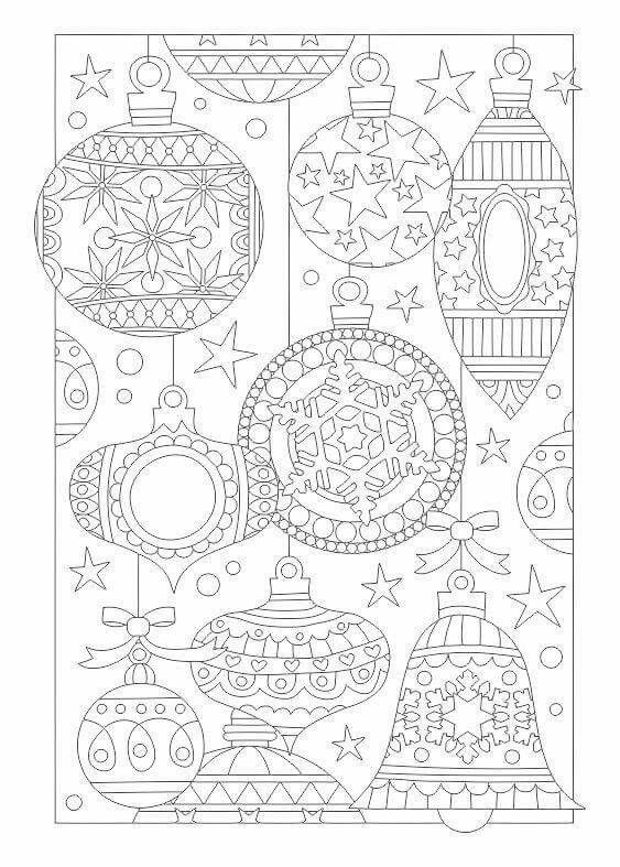 christmas baubles to colour in colour and design your own christmas ornaments printables in colour to baubles christmas