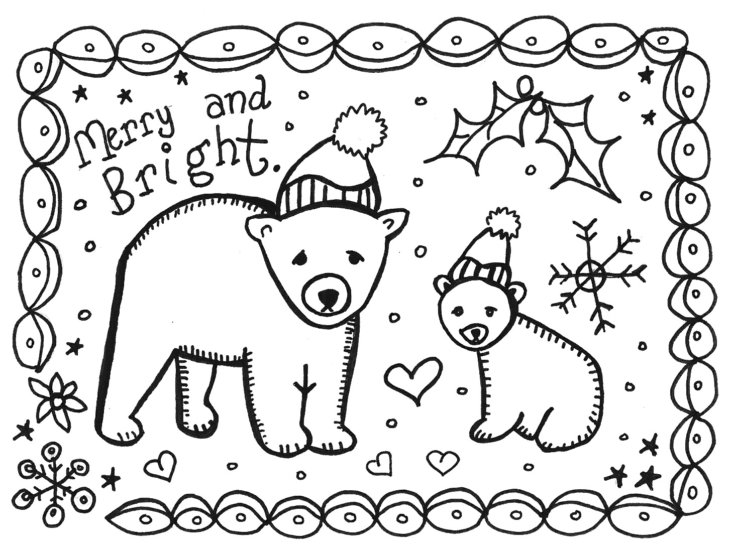 christmas card coloring pages art is basic art teacher blog free printable holiday christmas card pages coloring