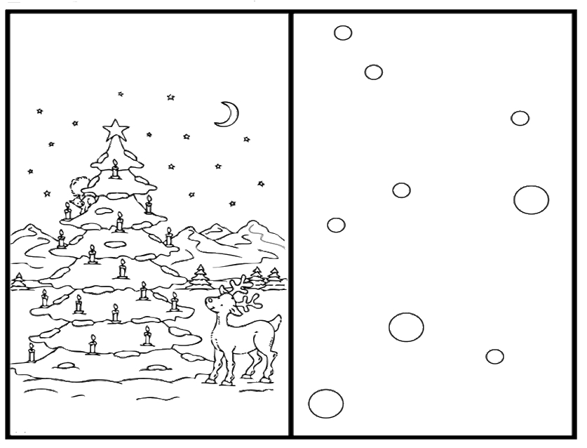 christmas card coloring pages christmas card coloring pages at getcoloringscom free christmas pages coloring card