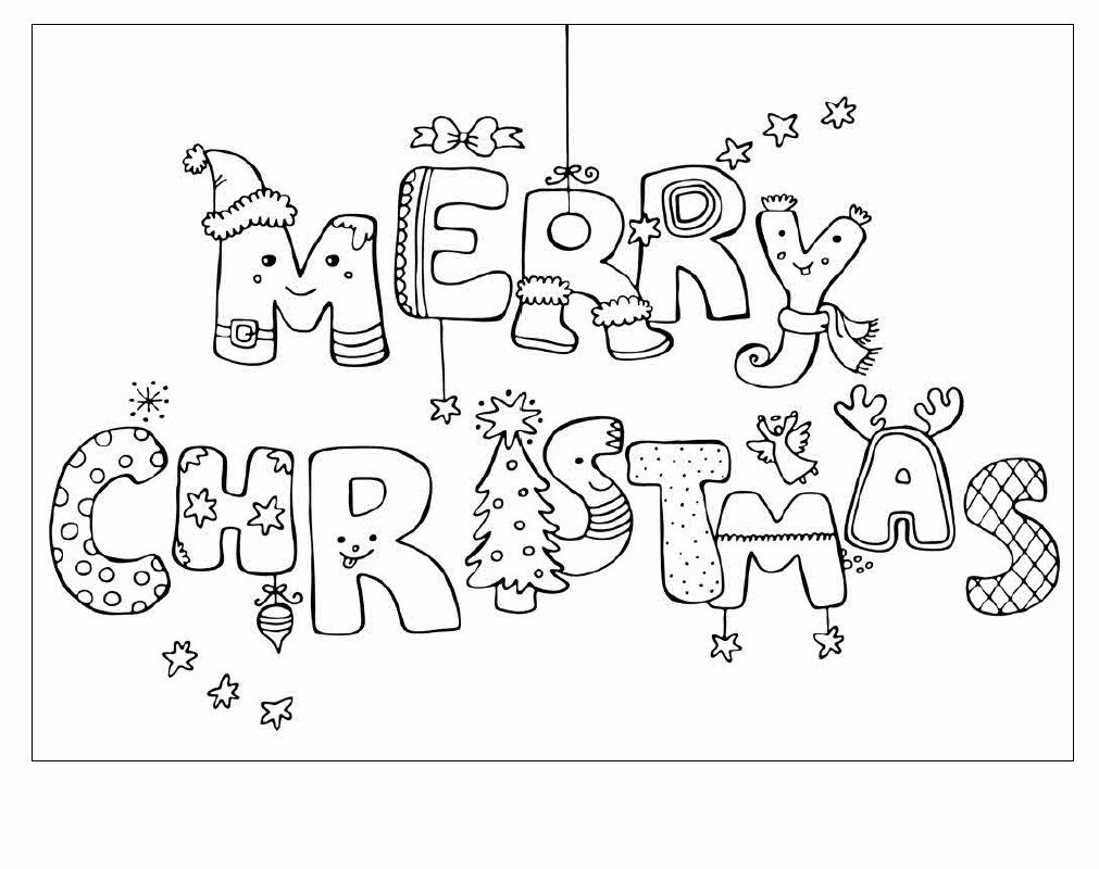 christmas card coloring pages english 3rd and 4th grade christmas card coloring pages