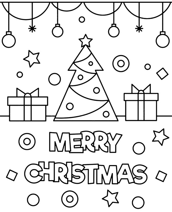 christmas card coloring pages printable merry christmas card for free pages coloring card christmas