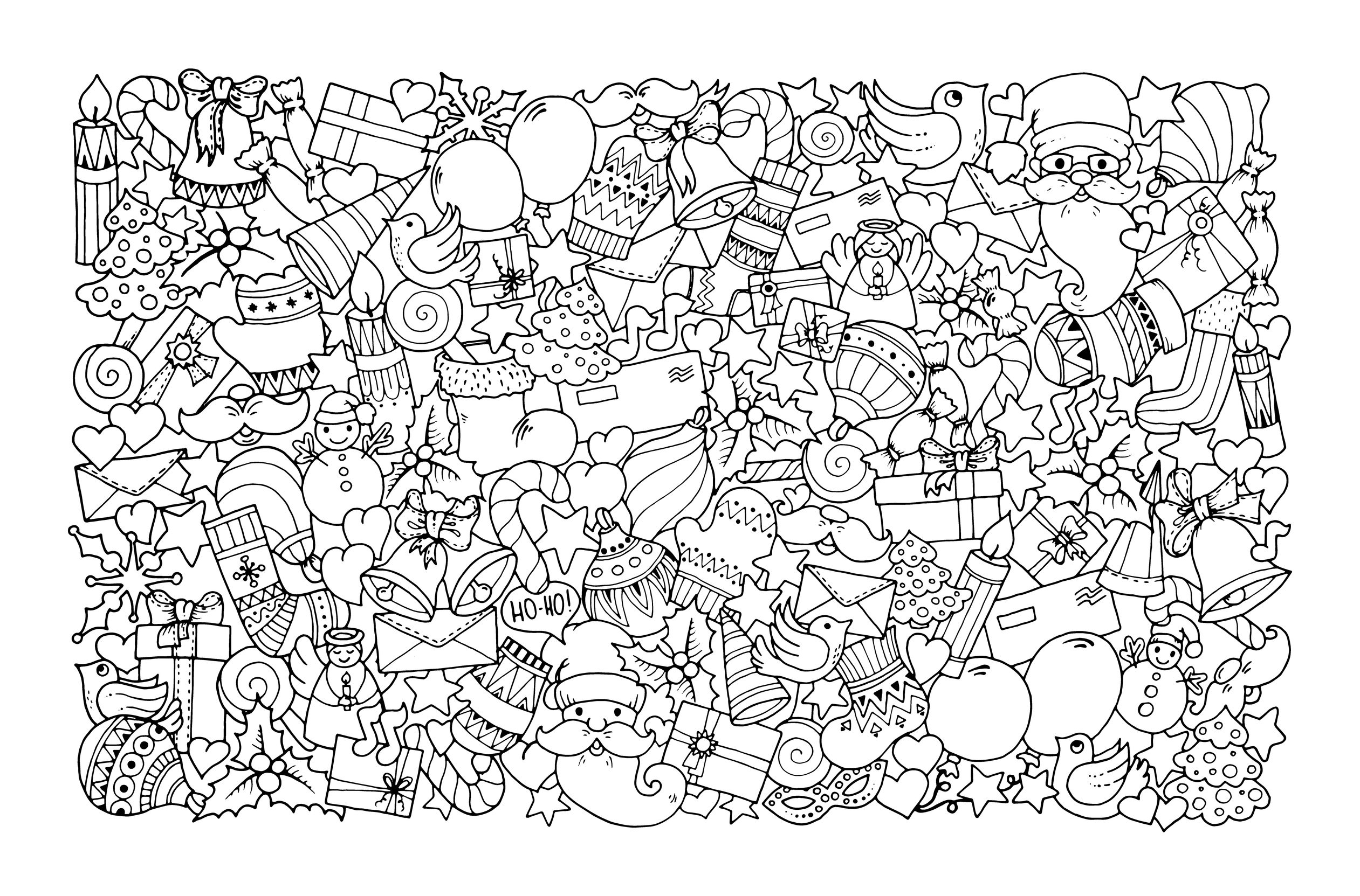christmas color pages christmas coloring pages for adults best coloring pages color christmas pages