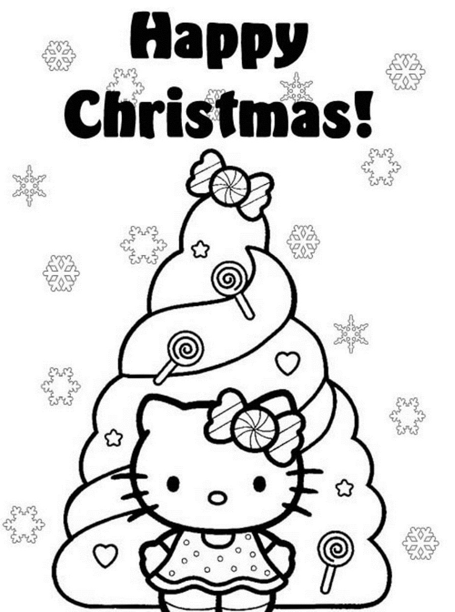 christmas hello kitty coloring pages hello kitty christmas coloring pages 1 hello kitty forever hello pages kitty coloring christmas