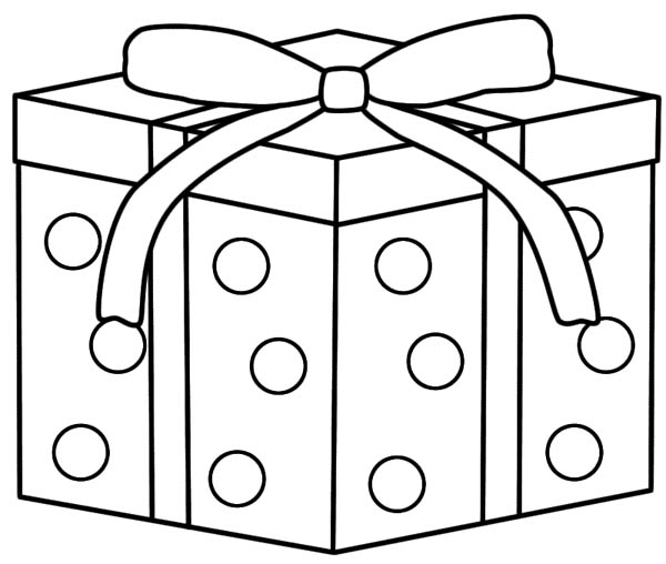 christmas present coloring page a packed of christmas presents coloring page kids play color christmas present page coloring