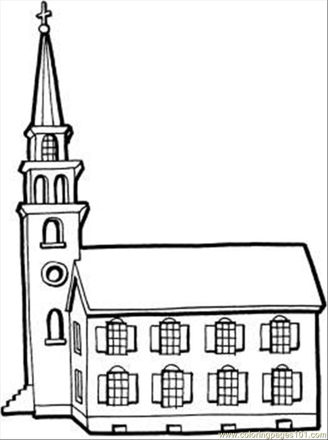 church coloring sheet church coloring pages coloring pages to download and print sheet church coloring