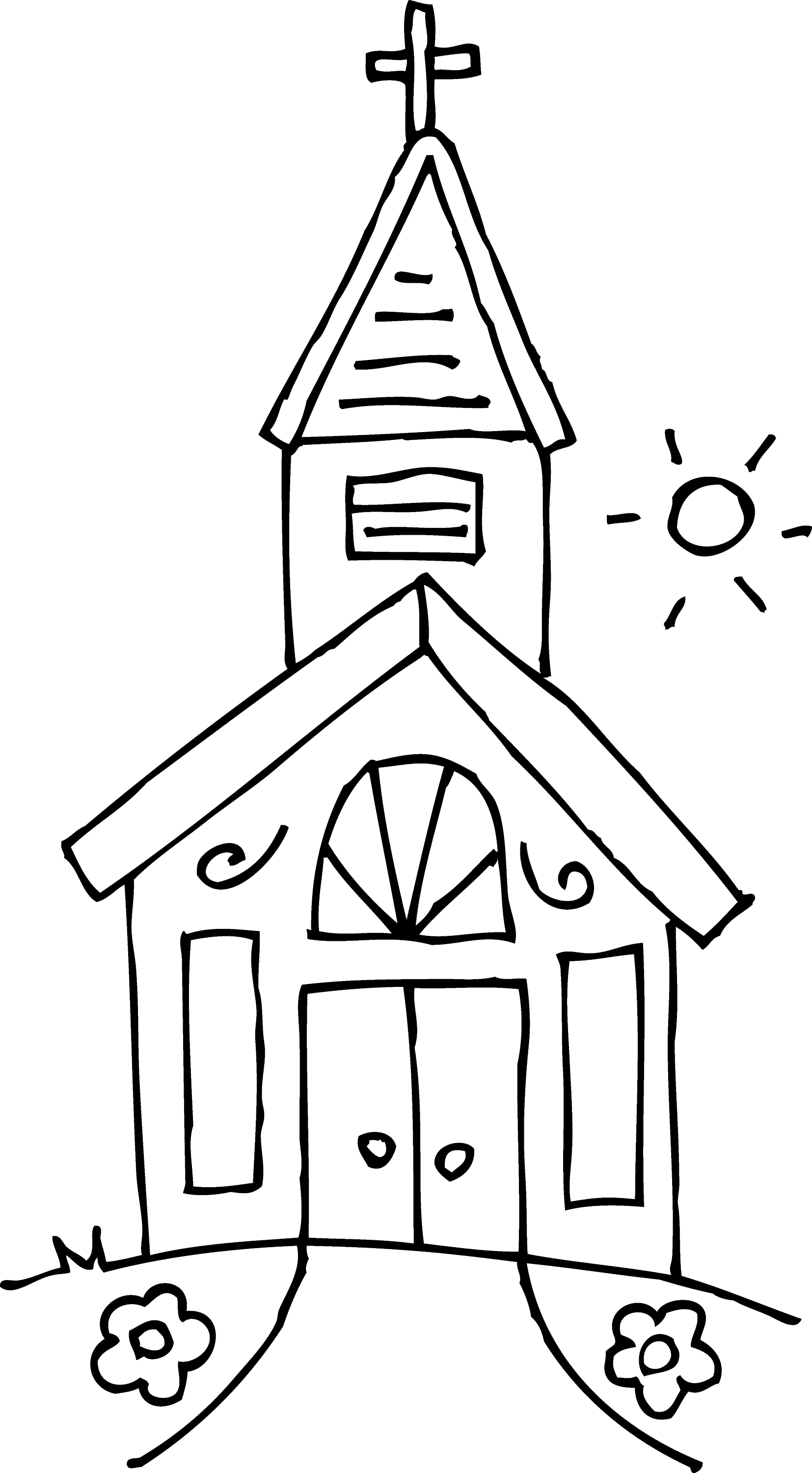 church coloring sheet coloring pages of a church coloring home sheet coloring church
