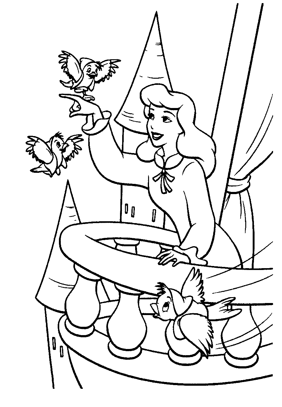 cinderella coloring pages to print free printable cinderella coloring pages for kids cool2bkids pages print coloring to cinderella