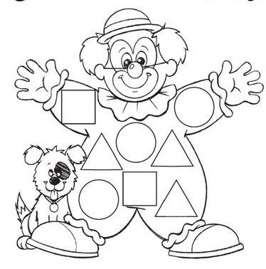 circus coloring pages for preschool 52 best circus coloring pages images on pinterest for pages circus coloring preschool