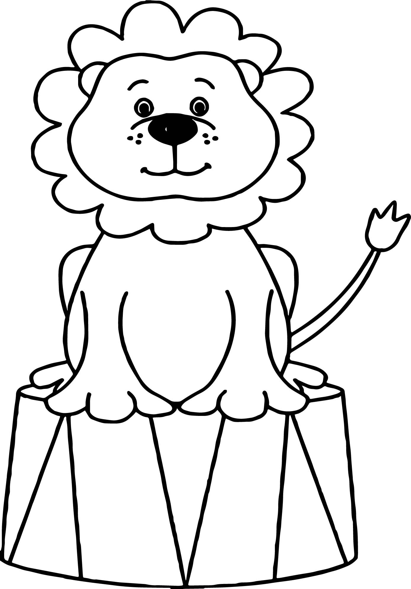 circus coloring pages for preschool circus ringmaster coloring pages at getcoloringscom pages for circus coloring preschool