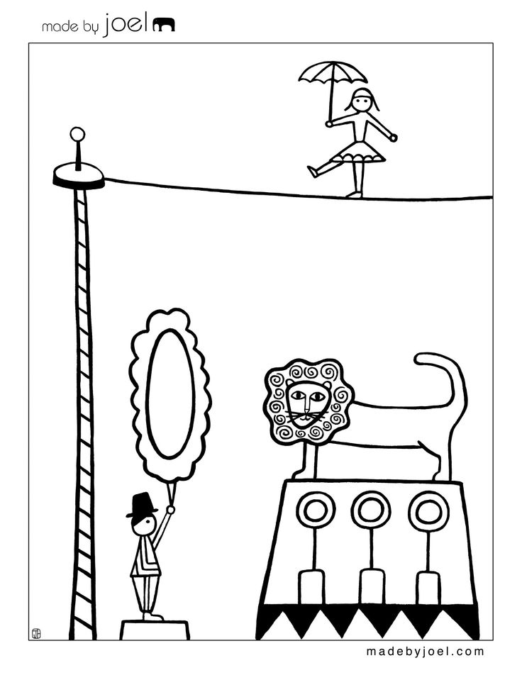 circus coloring pages for preschool free printable carnival coloring page download it at for preschool circus pages coloring