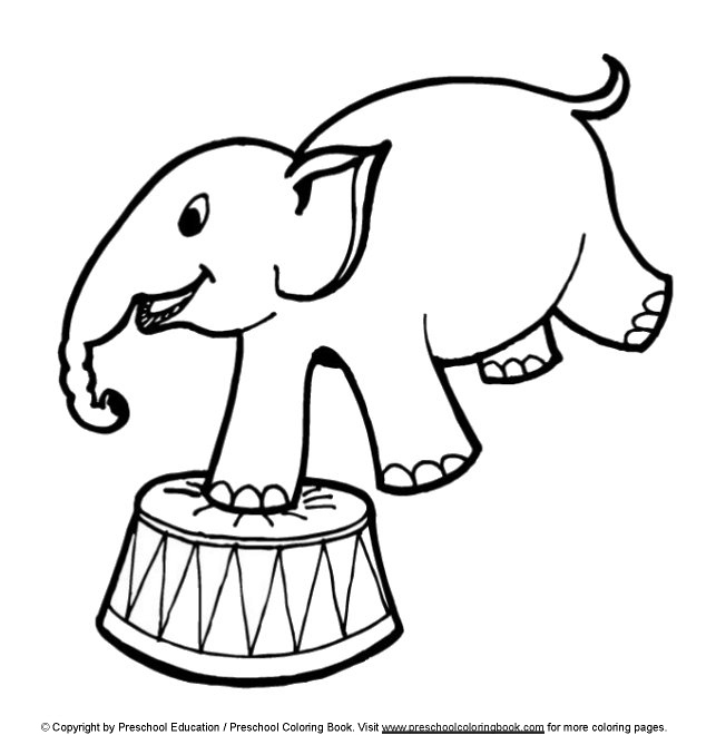 circus coloring pages for preschool wwwpreschoolcoloringbookcom circus coloring page circus preschool coloring for pages