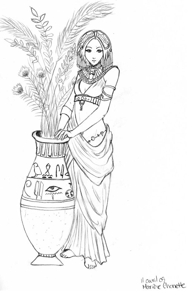 cleopatra coloring page cleopatra by x3nomorph3i on deviantart mandala coloring page cleopatra coloring