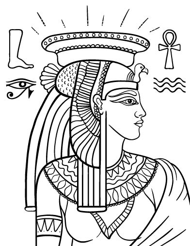 cleopatra coloring page coloring pages of cleopatra zentangle doodle coloring book cleopatra page coloring