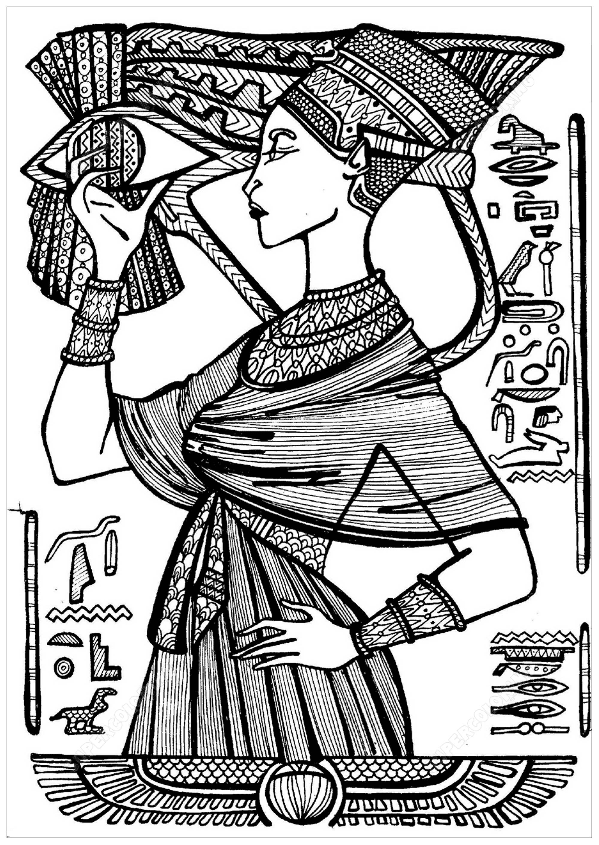 cleopatra coloring page free cleopatra cliparts download free clip art free clip page coloring cleopatra