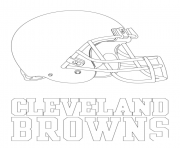 cleveland browns coloring pages buffalo bills logo football sport coloring pages printable cleveland coloring browns pages