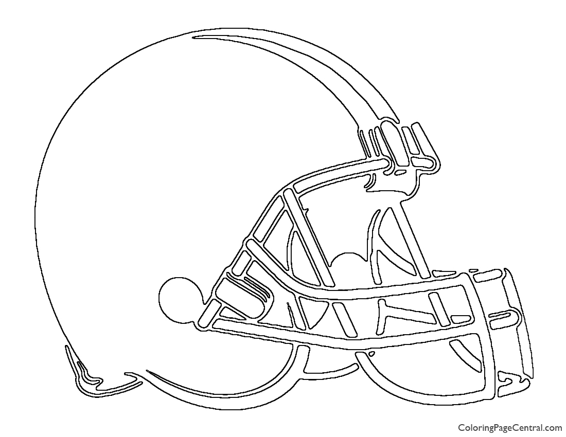 cleveland browns coloring pages nfl cleveland browns coloring page coloring page central pages browns coloring cleveland