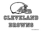 cleveland browns coloring pages nfl coloring pages pages cleveland browns coloring