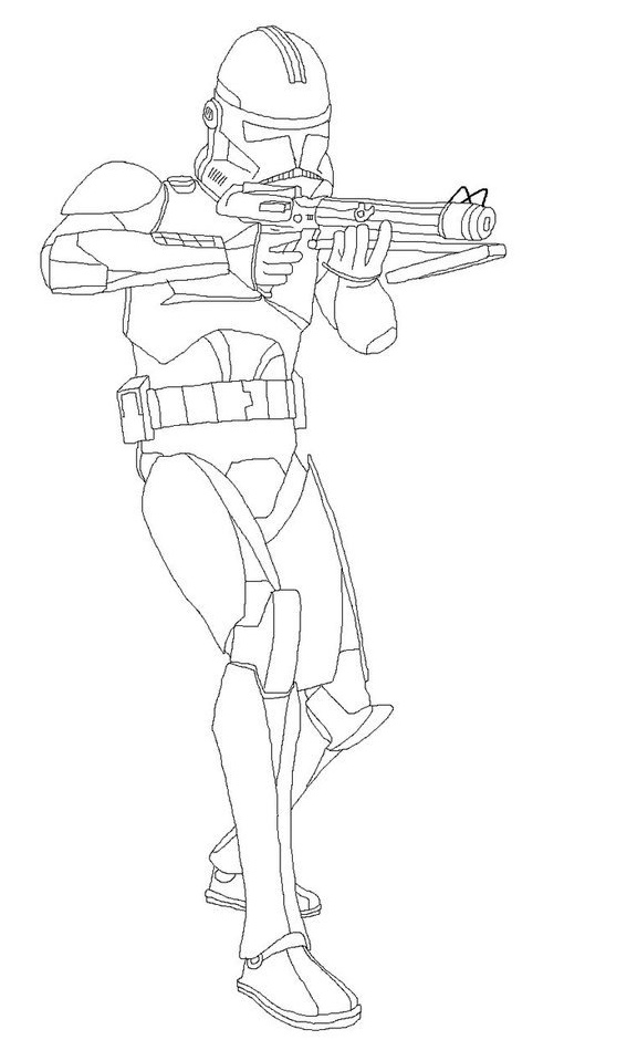 clone trooper coloring page coloring clone trooper coloring pages unique kids n fun page trooper coloring clone