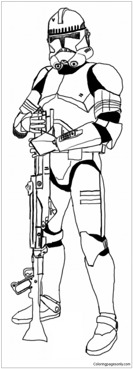 clone trooper coloring page star wars clone trooper coloring pages annexhub pertaining trooper clone page coloring