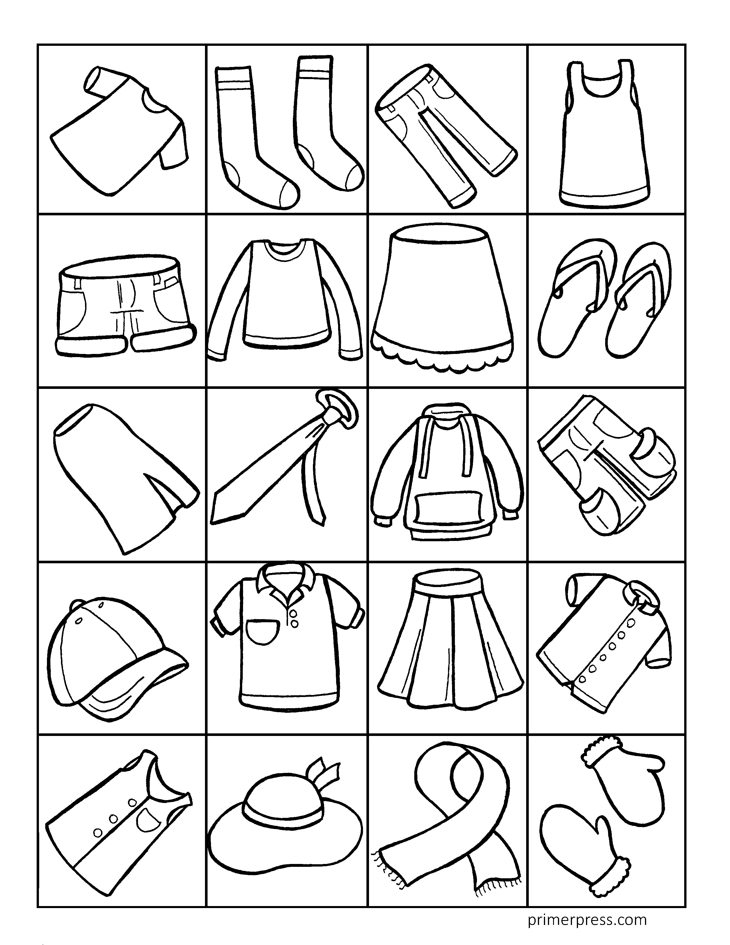clothing coloring pages another sheet of clothing for ms mannequin paper thin clothing pages coloring