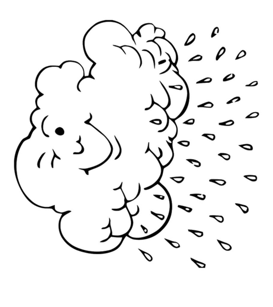 cloud coloring pages cloud coloring pages free printables momjunction pages cloud coloring