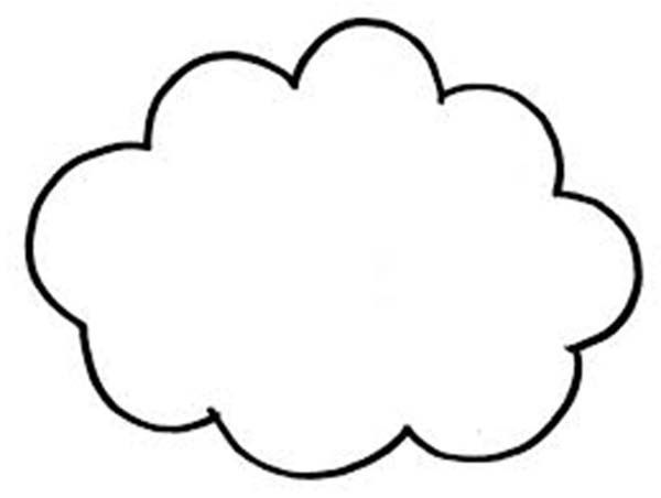 cloud coloring pages coloring pages of clouds coloring home pages cloud coloring